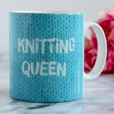 Mug - Personalised For Knitters