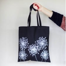 Tote Bag - Allium
